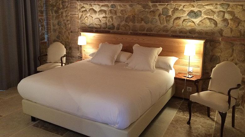 Chambres d h tes domaine du mas conte canet en roussillon - Chateauneuf en auxois chambre d hotes ...